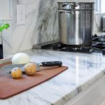 Calacatta Borghinni marble