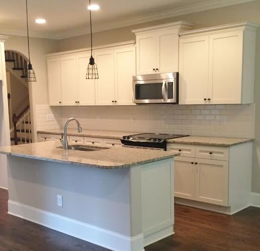 Kitchen Design Tails: Lake Norman Granite + Cabinetry